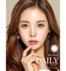 O-LENS SIO COLOR DAILY CHOCO [IN STOCK]