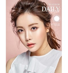 O-LENS SIO COLOR DAILY PINK [IN STOCK]